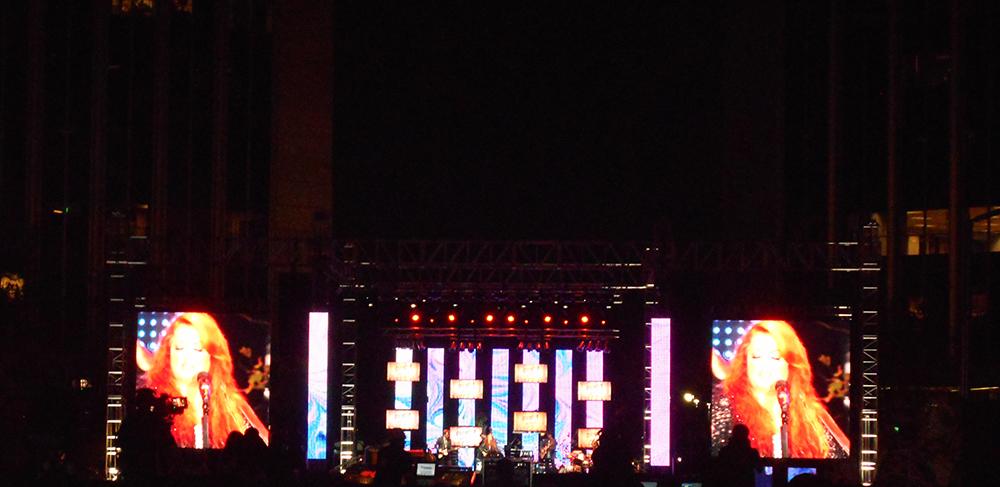 Wynonna stage