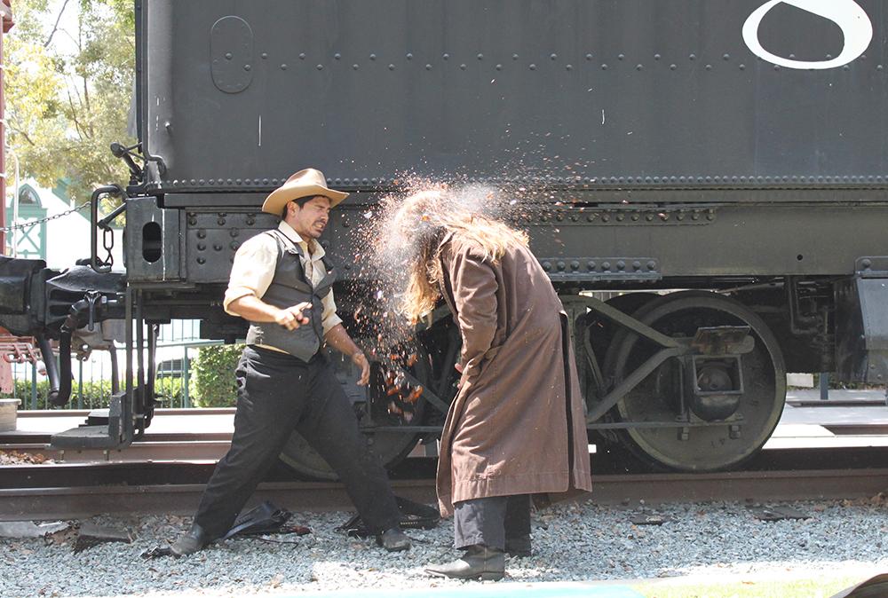 Cowboy Headache!