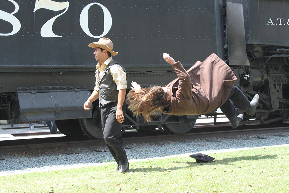 Cowboy Stuntmen