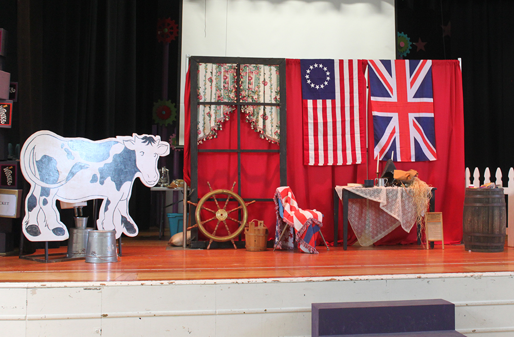 Colonial History Assembly