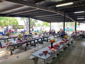 Western picnic Chico